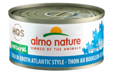Atlantic Tuna in Broth