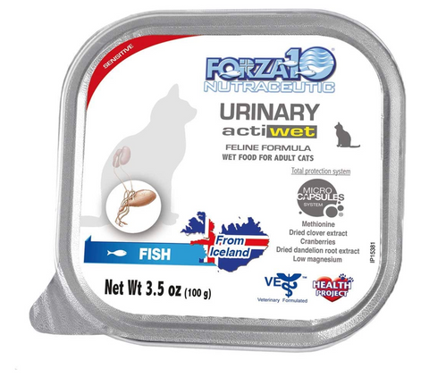 Urinary Formula with Fish