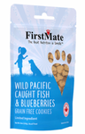 Wild Pacific Caught Fish & Blueberries