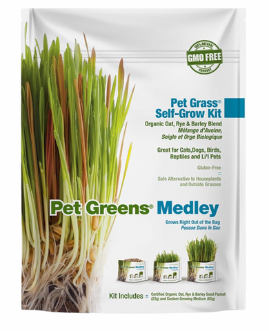 Pet Greens Medley