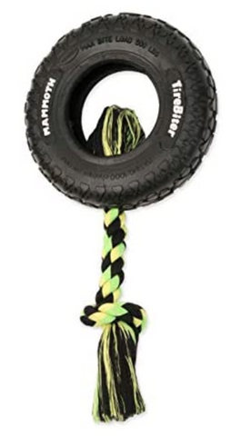 Tire Biter with Rope