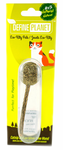 Catnip Ball on Silver Vine Wand
