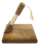 Angle Scratch Post with Sisal