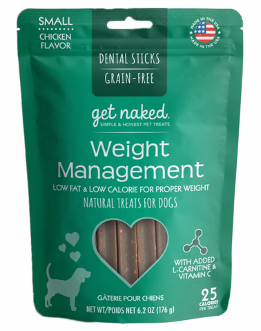 Weight Management Dental Sticks