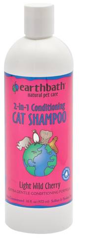 2-in-1 Conditioning Cat Shampoo