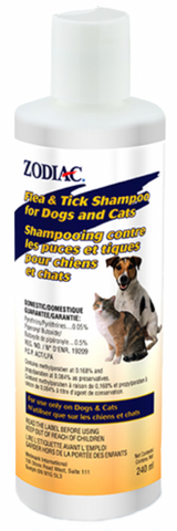 Flea and Tick Shampoo