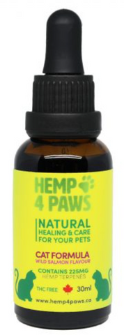 Natural Hemp Oil