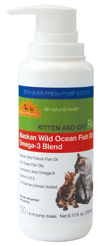 Ocean Fish Oil for Cats
