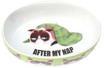 Grumpy Cat Oval Bowl