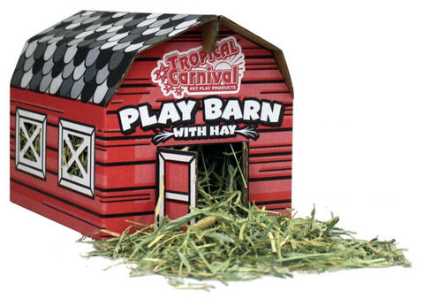 Play Barn with Hay