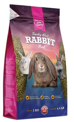 Timothy Rabbit Food