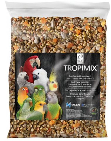 Tropimix Formula for Cockatiels & Lovebirds