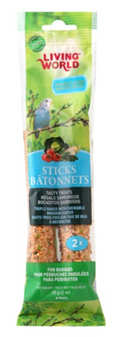Budgie Treat Sticks
