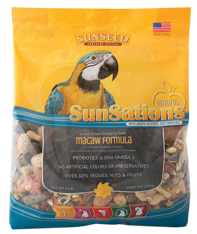 SunSations Macaw Formula