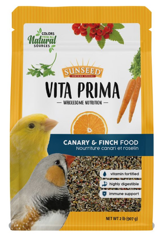 Vita Prima Canary & Finch Food