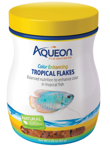 Tropical Flakes Color Enhancing