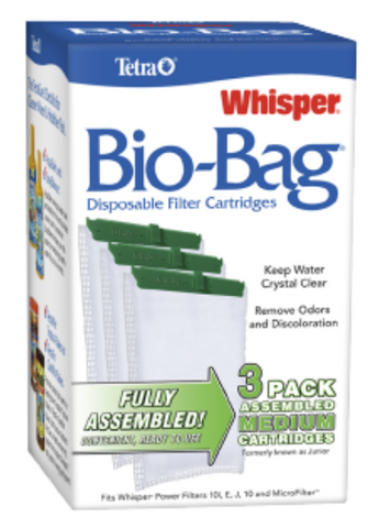Whisper Bio-Bag Replacement
