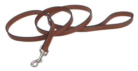 Oak Tanned Leather Leash