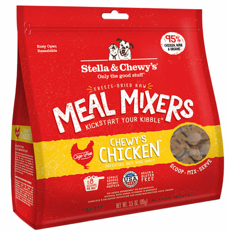 Meal Mixers Chewy's Chicken