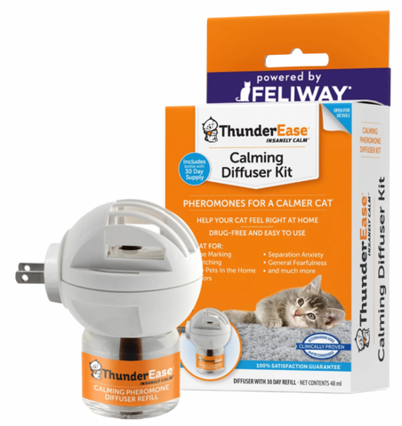 Calming Cat Diffuser Kit