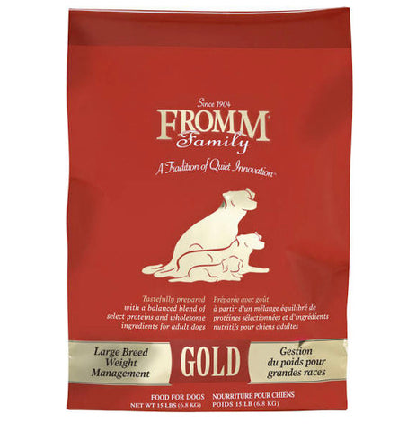Gold Large Breed Weight Management