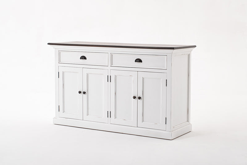 Halifax Accent Buffet / Sideboard - White