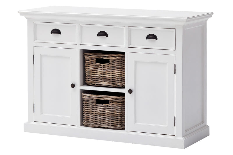 Halifax Buffet / Sideboard - White
