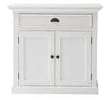 Halifax Small Buffet - White