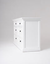Halifax Bedroom Dresser - White