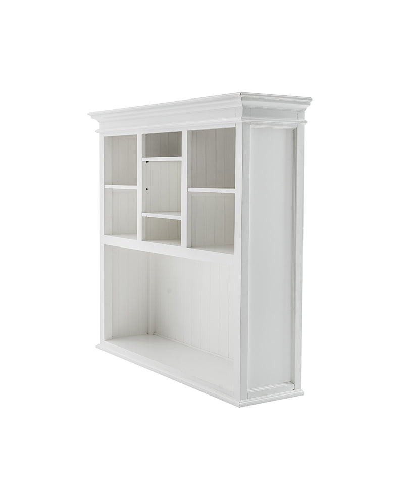 Buffet Hutch Unit with 2 Adjustable Shelves