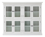 Halifax Large Cabinet - White