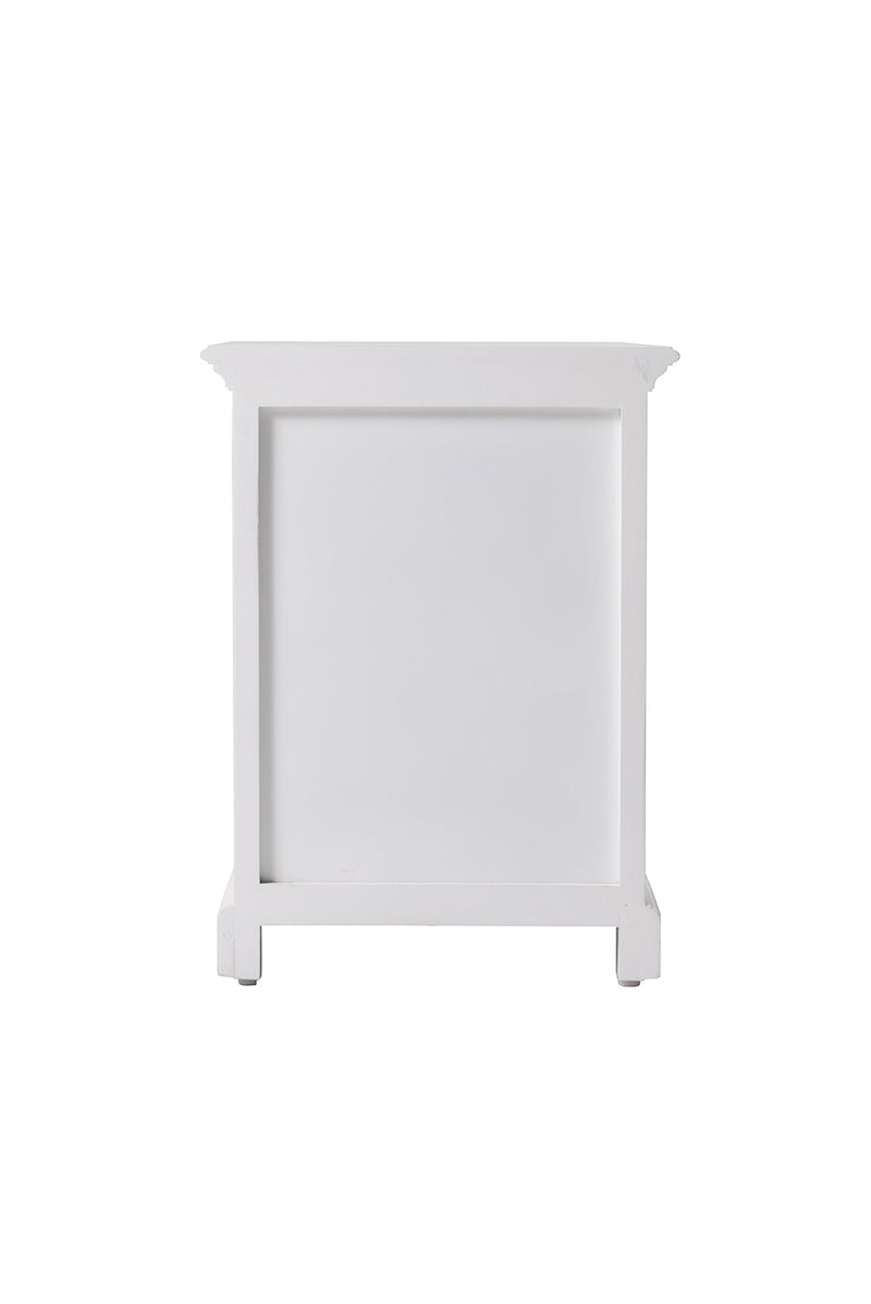 Halifax Side Table - White