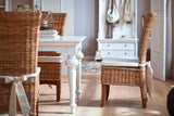 Provence Dining Table 180cm - White