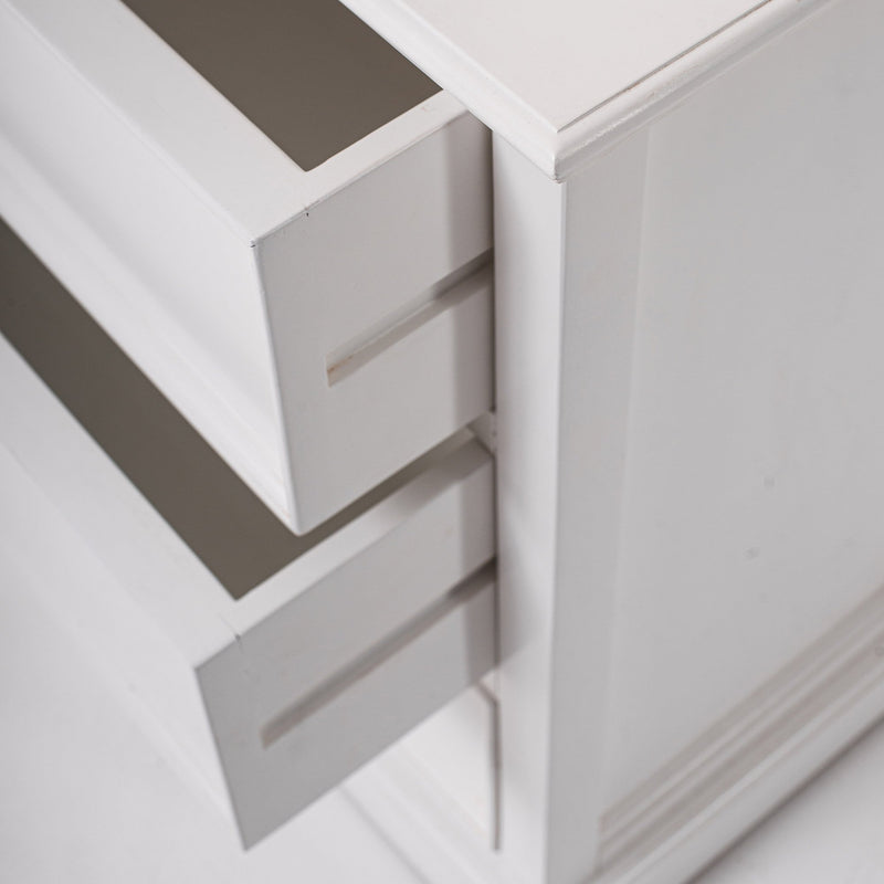 Bedside Drawer Unit-Bedside Table-Novasolo-I Wanna Go Home