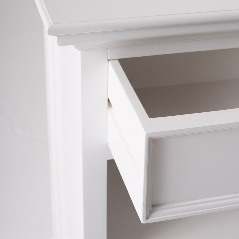 Bedside Table with shelves-Bedside Table-Novasolo-I Wanna Go Home