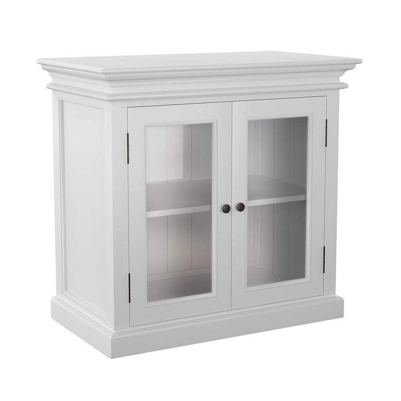 Halifax 2 Door Sideboard - White-Buffet-Novasolo-I Wanna Go Home