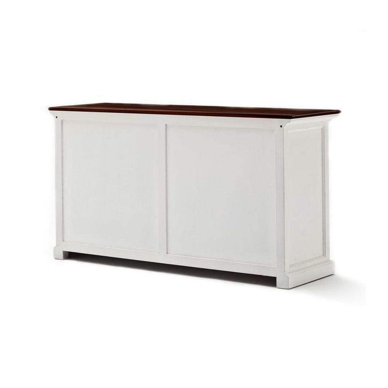 Halifax Accent Buffet / Sideboard - White-Buffet-Novasolo-I Wanna Go Home