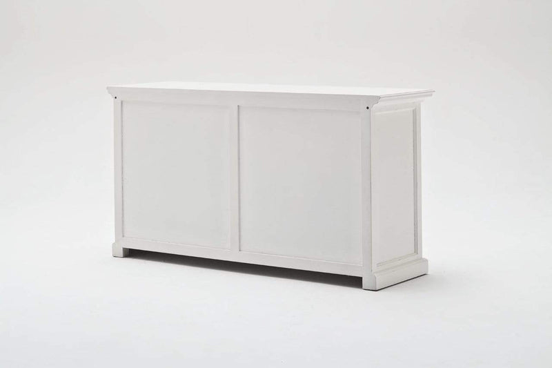 Halifax Bedroom Dresser - White-Dresser-Novasolo-I Wanna Go Home