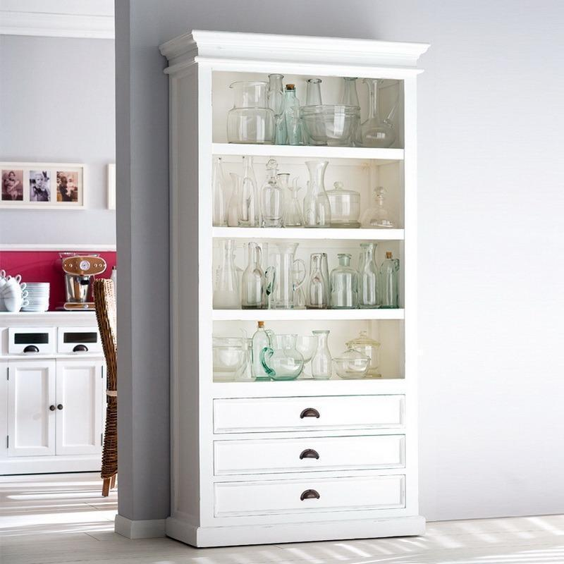 French-Style-Bookcase