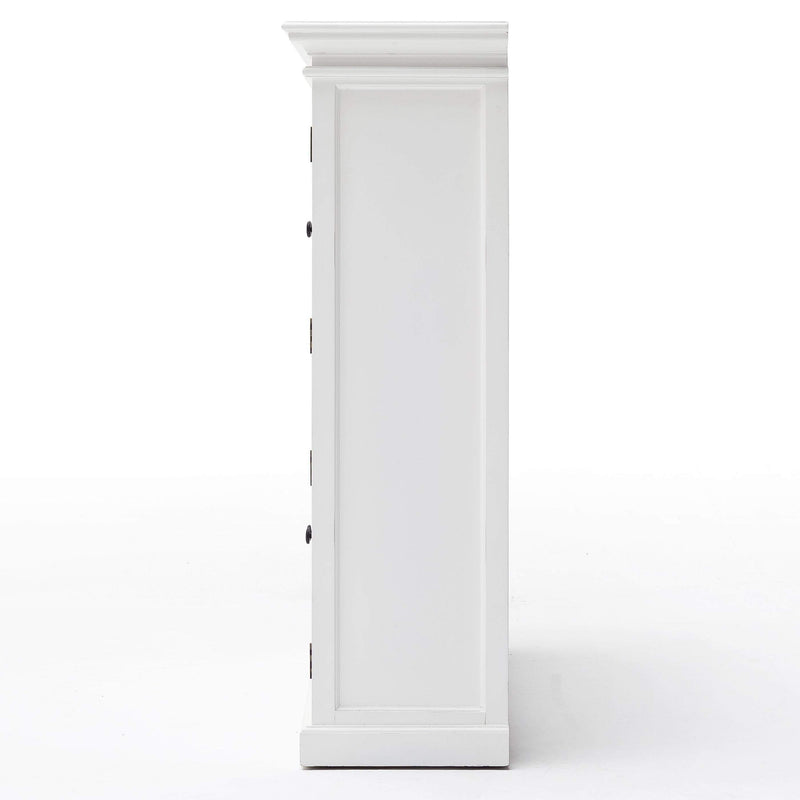 Halifax Large Cabinet - White-Pantry-by NovaSolo-I Wanna Go Home