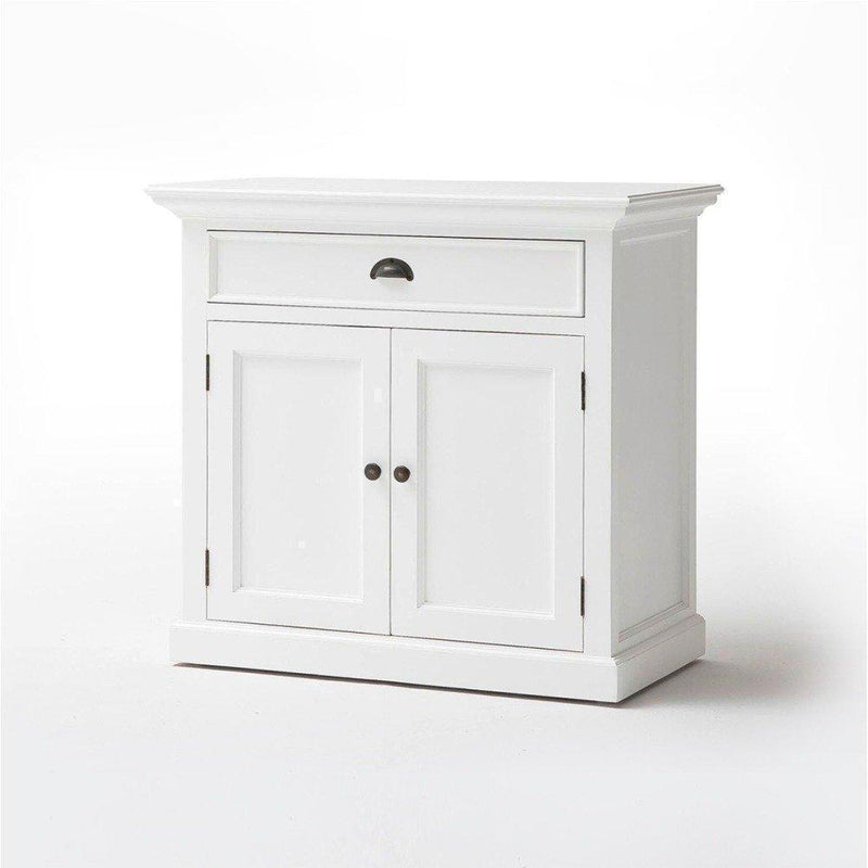 Halifax Small Buffet - White-Buffet-by NovaSolo-I Wanna Go Home