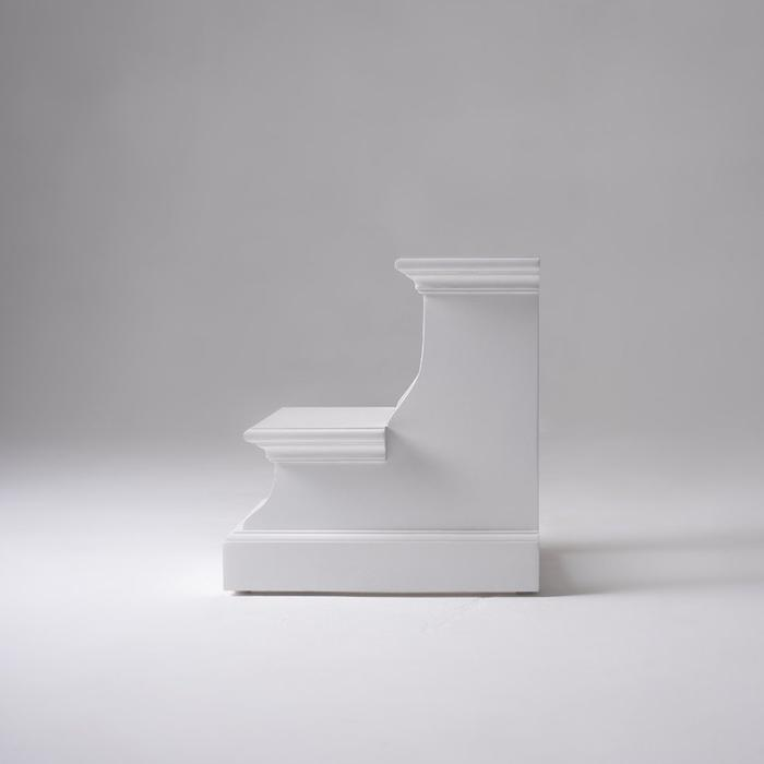 Halifax Steps - White-Stool-by NovaSolo-I Wanna Go Home