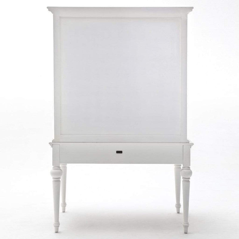 Provence Secretary Desk - White-Desk-Novasolo-I Wanna Go Home