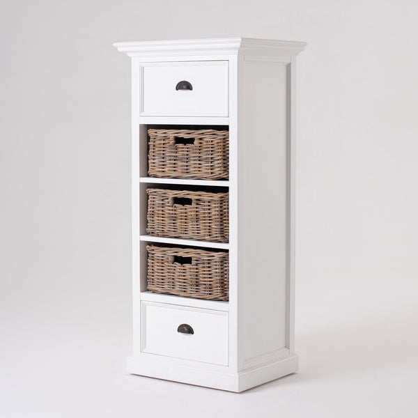 Storage Unit with Basket Set-Dresser-Novasolo-I Wanna Go Home