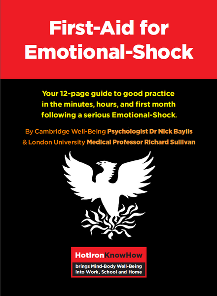 First-Aid for Emotional-Shock