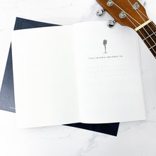 Load image into Gallery viewer, The Musician's Journal