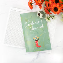 Load image into Gallery viewer, The Gardener's Journal