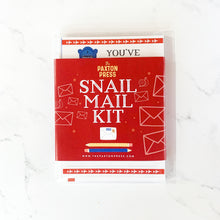 Load image into Gallery viewer, Snail Mail Kit