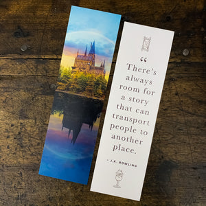 Hogwarts Bookmark - Pack of 8