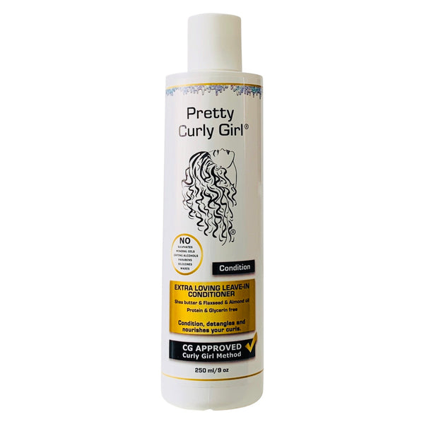Pretty Curly Girl Extra Loving Leave-In Conditioner
